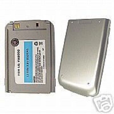 Lot 4 New Battery For Lg Vx8000 8000 Standard Silver
