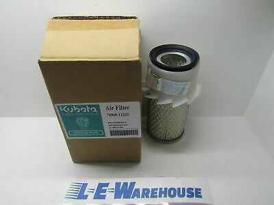 1 New Genuine Kubota Air Filter Part # 70000-11221 - Fits D772E & Others