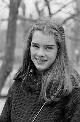 8x10 Print Brooke Shields 1980's #BS939
