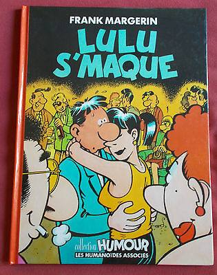 Lucien  Lulu S' Maque Bd Eo Margerin