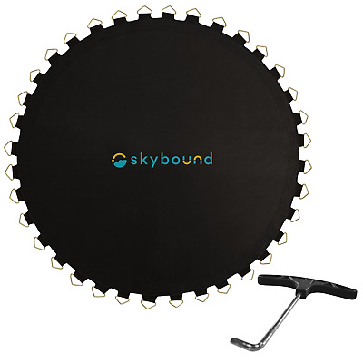 "SkyBound 150"" Trampoline Mat w/ 72 V-Rings for SportsPower - TR-14COM-FLXTRU"