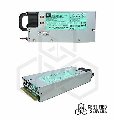 HP 1200W Platinum Power Supply for ProLiant Servers 438203-001 PSU