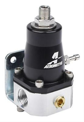 Aeromotive Fuel Pressure Regulator 30-70 psi Clear and Black Universal EA
