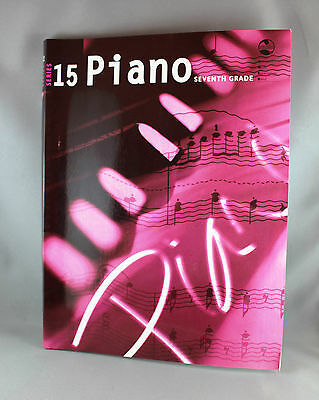 AMEB Piano Series 15 Grade 7 - Brand New