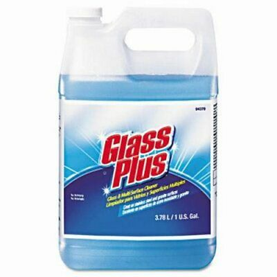 Glass Plus Glass & Multi-Surface Cleaner, 4 Gallons (DVO94379)
