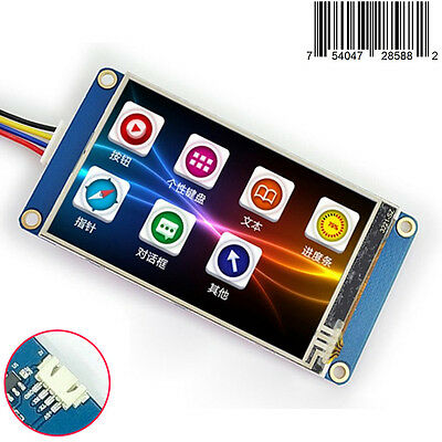 "3.2"" Nextion HMI Intelligent Smart USART Serial Touch Panel LCD Module Display"