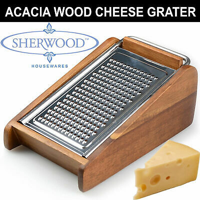 Kitchen Health Cheese Grater and Shredder Zester Hand Held Food Slicer Container