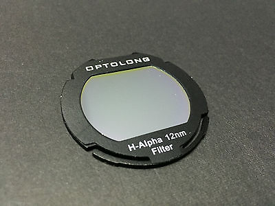 H-Alpha 12nm Deepsky Clip-on filter for Canon EOS cameras for astrophotography