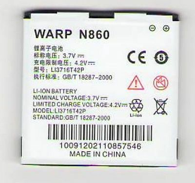 Lot 25 New Battery For Zte N860 Warp Boost Usa Seller