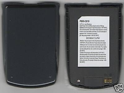 Lot 2 New Battery For Pantech C810 T-Mobile At&t Duo