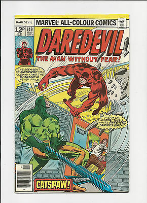 Daredevil   #149    VF+