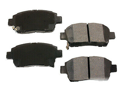 Front Akebono ProACT Disc Brake Pad D8817ACT Fits; Scion TC Toyota Celica