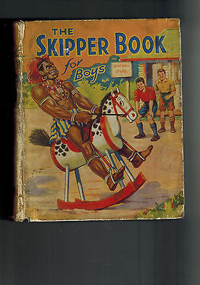 SKIPPER BOOK FOR BOYS 1936 from Skipper Comic