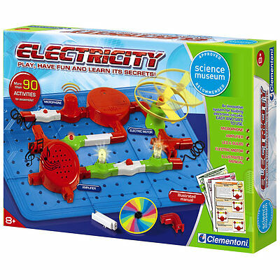 Electricity Science Set, Kids Fun Educational Science Nature Toy