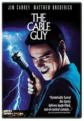 The Cable Guy DVD