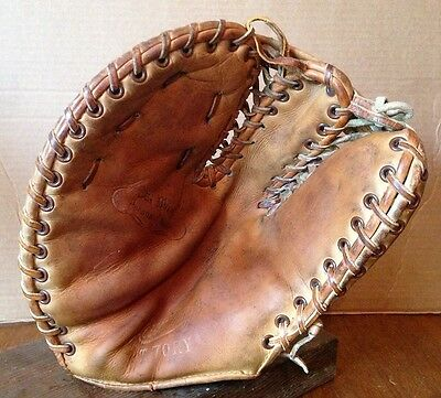 Stan Musial Rawlings T70Ry Personal Model First Base Mitt