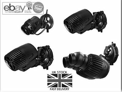 Wave Maker Aquarium Fish Tank Powerhead Pump Marine Reef Coral Filter - UK