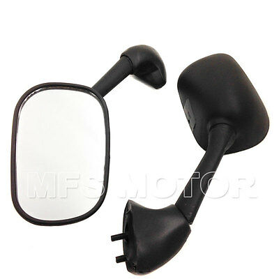 ReplacemenT Racing Mirrors For Yamaha YZF R6 YZF-R1 1998 1999 2000 2001 2002