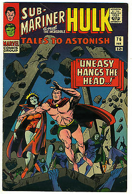 Tales to Astonish #76 FN 6.5
