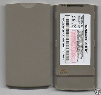 LOT 2 NEW BATTERY FOR SAMSUNG i300 STANDARD