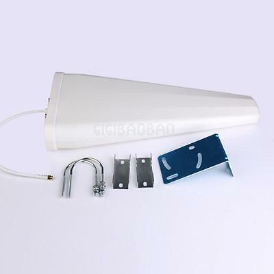 698-960Mhz 1700-2700Mhz Cycle 4G LTE 11dBi Gain Outdoor Directional Antenna
