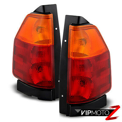 2002-2009 GMC Envoy Factory Replacement Rear Brake Tail Lights Lamps Assembly