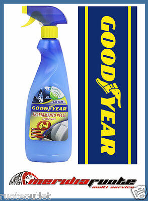 Detergente Trattamento Pelle Good Year Leather Care 4 In 1 Cod.77805 X Chrysler