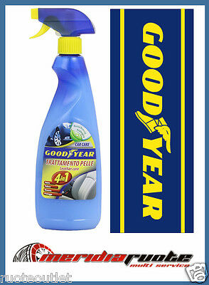Detergente Trattamento Pelle Good Year Leather Care 4 In 1 Cod77805 Per Peugeot