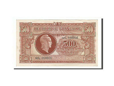 5 FRANCS 1943-1945 FRANCE Banknote Note P 98a P98a VG