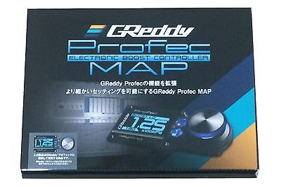 Genuine GReddy Profec MAP 15500215 Accessory  Use With Profec Boost Controller