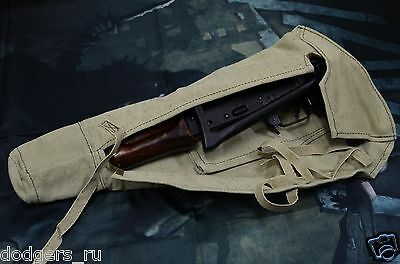 Authentic Soviet Union Army Military Krinkov Drop Case AKSU, AK74U