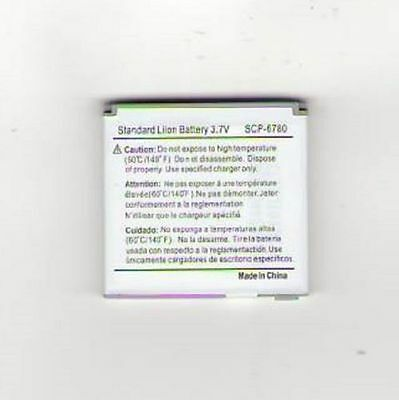 LOT 25 NEW BATTERY FOR SANYO 6780 SCP6780 Innuendo