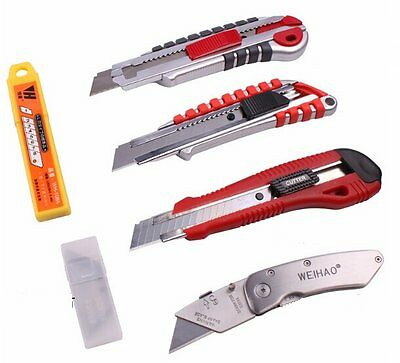 Paper Knife Wallpaper Knife Leather Cutting Knife Woodworking Tools DIY MKWJ0028