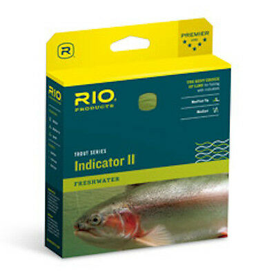 Rio Indicator II Fly Line WF4F - Fly Fishing