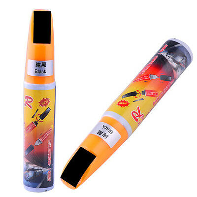 Black Auto Car Vehicle Scratch Touch Up Repair Paint Pen Fix Scratching Remover