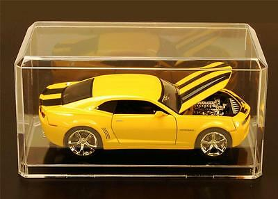 Acrylic Display Cases (12) 1:24 Scale for Model Cars Trucks Collectibles 094C-12