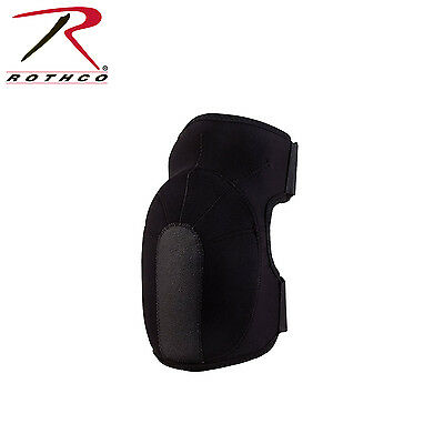3567 Rothco Neoprene Knee Pads - Black