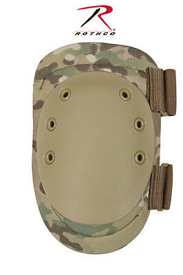 11068 Rothco Multicam Tactical Protective Gear Knee Pads