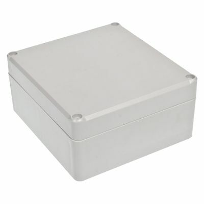 Wall Mount Enclosure 125x115x58MM Case Watertight Project Box for PCB KE59GH
