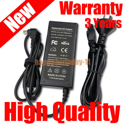 AC Adapter Charger Power Supply 19V 3.42A for ASUS F553MA F453MA X553M F553M
