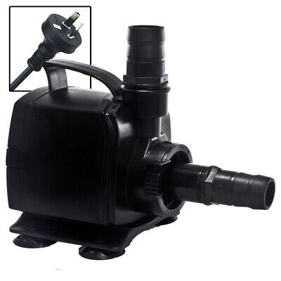 Biopro Aquarium Fish Submersible Aqua Fountain Pond Inline Water Pump 3000lph