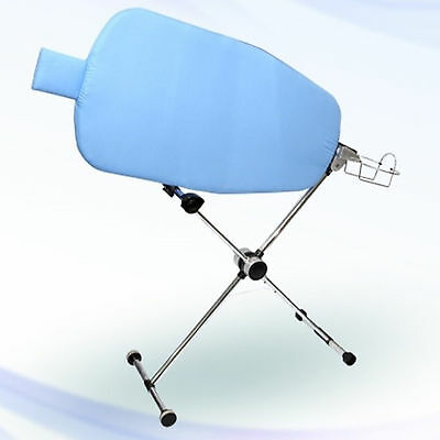 DAZZL Patented 360 Rotation Sided Ironing Board With Iron Rest /Premium EZ71