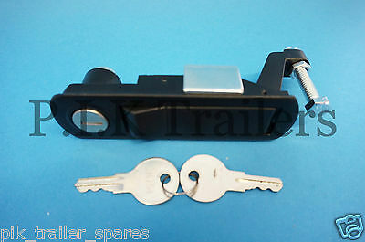 1 x LOCKING Compression Latch Lever for Trailers Motorhome Caravan C2
