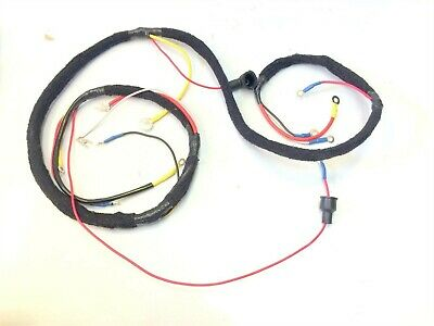 Ford Wiring Harness For 8N Front Distributor Tractor W/ Generator # 8N14401B