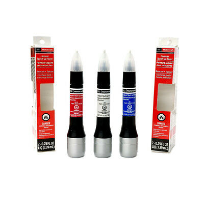 Ford Motorcraft RR Ruby Red Metallic Coat Touch Up Paint Pen OEM PMPC195007283A