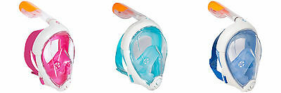 TRIBORD EASYBREATH SURFACE MASK SNORKEL ANTI-FOGGING SCUBA XS Size KIDS