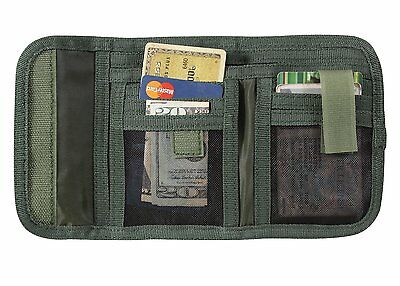 Rothco 11629 / 11630 / 11639 / 11640 Deluxe Tri-Fold ID Wallet