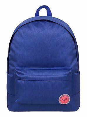 School Bag New Roxy Backpacks Women/Girls Sugar Baby Plain, Same day dispatch