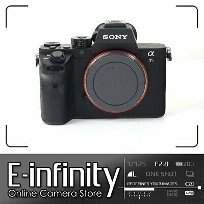NEW Sony Alpha a7R II Mirrorless Digital Camera Body Only a7R Mark 2