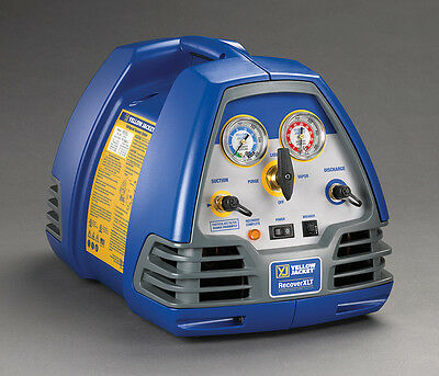 Yellow Jacket 95760 RecoverXLT Refrigerant Recovery Machine